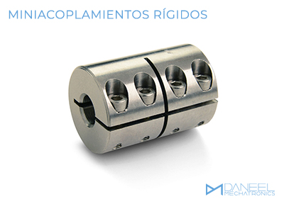Miniacoplamientos rígidos Daneel Mechatronics